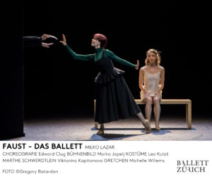 Ballett Zürich - Faust - Das Ballett - 2018 © Gregory Batardon